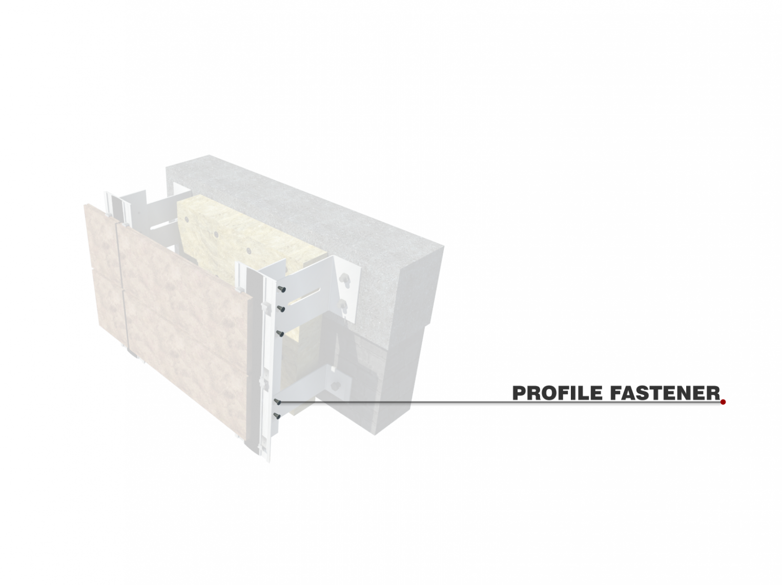 Profile Fastener T Section Systems In Amman Jordan