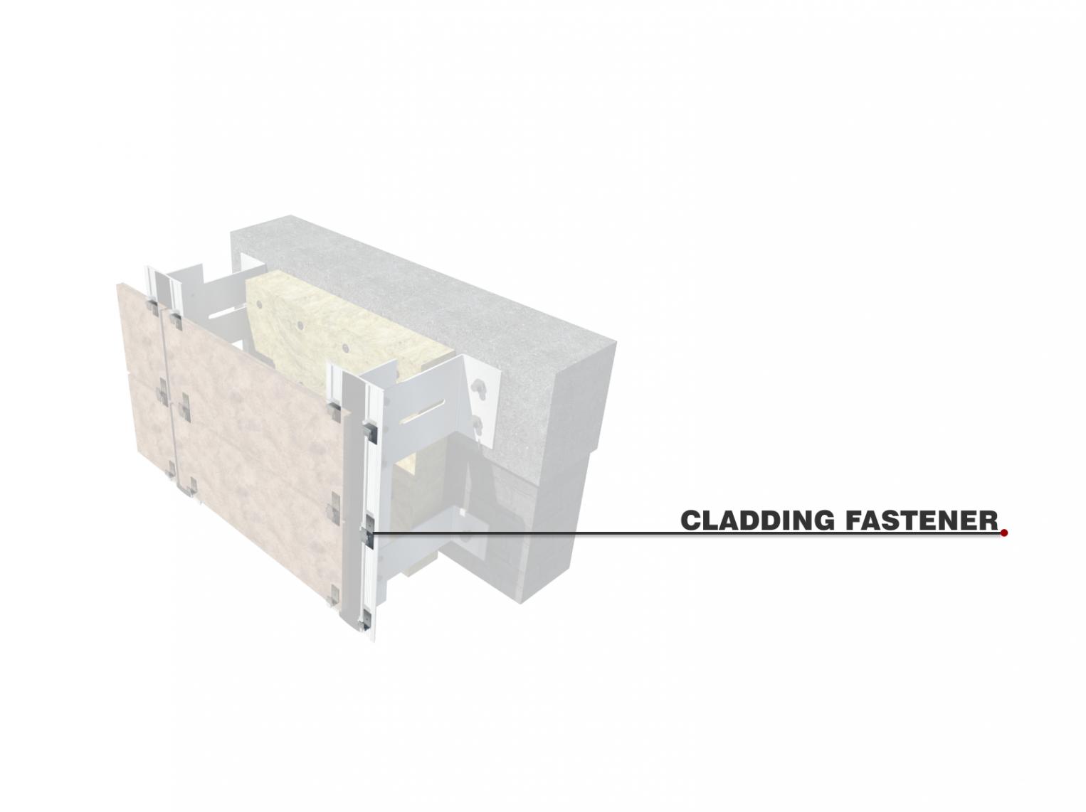 Cladding Fastener T Section Systems In Amman Jordan